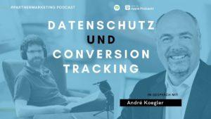 Andre Koegler und Tobias Rast Partnermarketing Podcast Ingenious Technologies Podcast