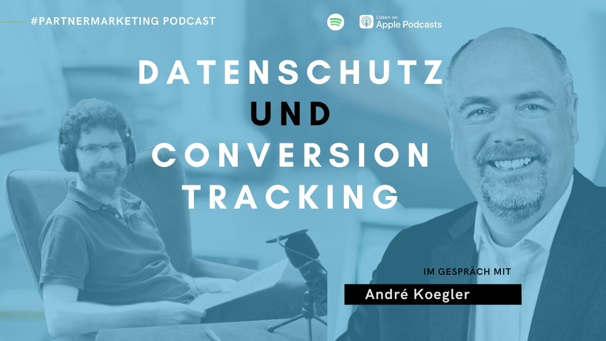 Andre Koegler und Tobias Rast Partnermarketing Podcast Ingenious Technologies Podcast
