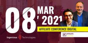 Affiliate Conference 2021 Digital